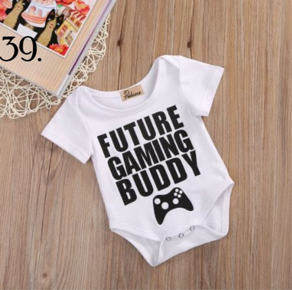 Future Gaming Saying Shirt