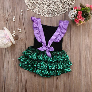 Mermaid Romper