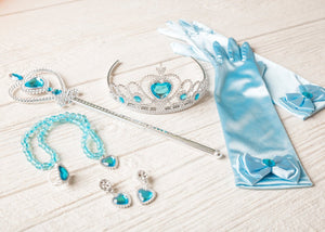 Glass Slipper Princess Inspired Set