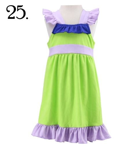 Toy Story Girls Sun Dress
