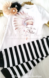 New to the Tribe Boho Onesie/Shirt - Ruffles & Bowties Bowtique - 1