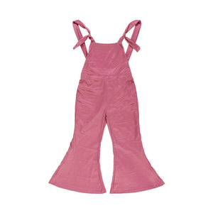 Dusty Rose Knotted Jumpsuit
