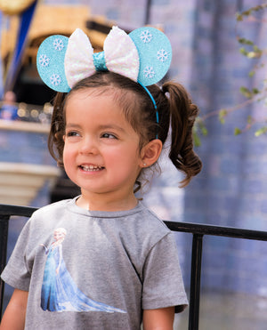 Disney Frozen Minnie Ears