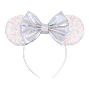 Confetti Princess Inspired Mouse Ears