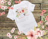 Let my Adventures Begin Baby Shirt -Bohemian Baby- Newborn Shirt - Hospital Shirt - Coming Home Outfit - Native -  Boho Baby - Complete Outfits Avaialble