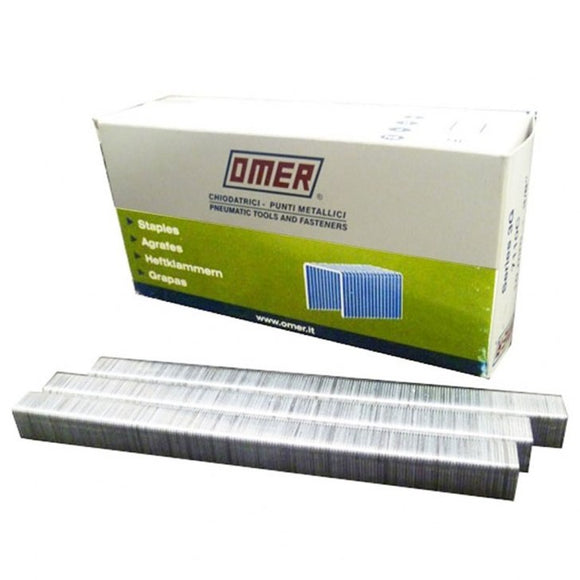 10,000 Omer 71 Series Staples