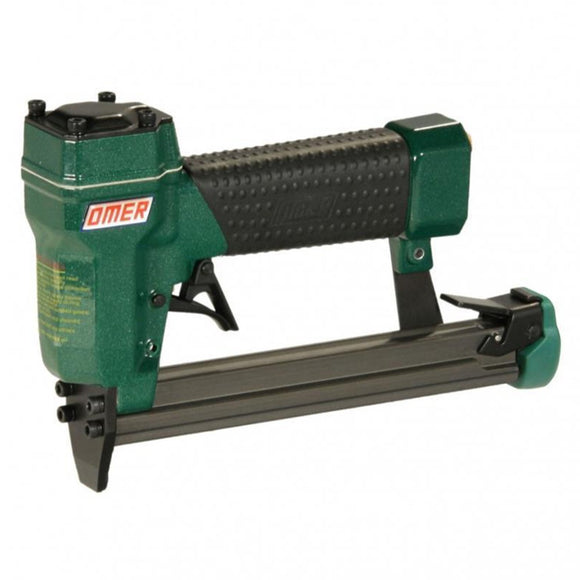Omer 3G.16 71 Series Air (Pneumatic) Upholstery Tacker / Staple Gun 4-16mm