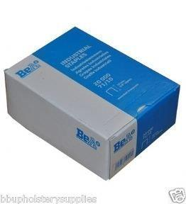 71 SERIES UPHOLSTERY STAPLES BOX OF 20,000 71//4mm FREE POSTAGE UK SELLER