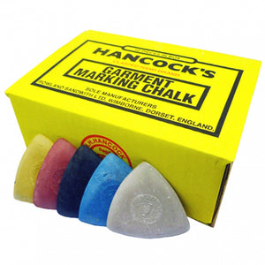 Triangle Tailors Fabric Marking Chalk