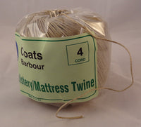Linen Upholstery/Mattress Twine No 3, 4 and 6