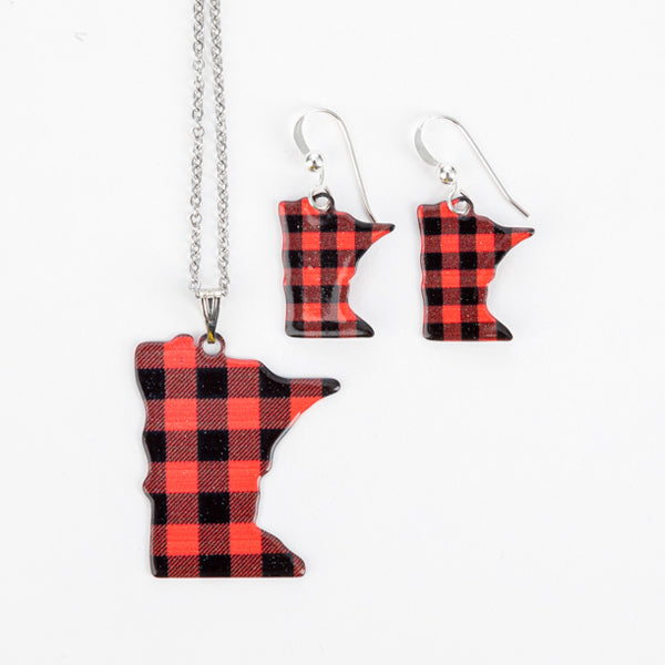 Buffalo Plaid Jewelry