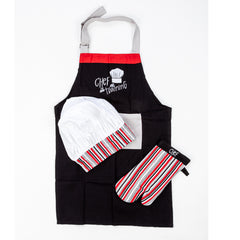 Chef in Training Apron Set