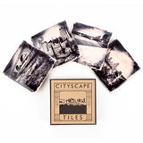City Tile Minneapolis Coaster Set