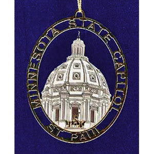 Minnesota Capitol Dome Ornament