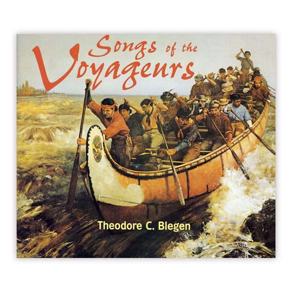 Songs of the Voyageurs CD