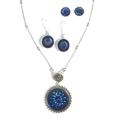 Vintage Blue Star Jewelry