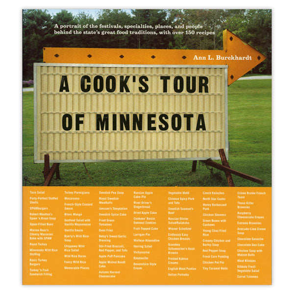Cook's Tour of Minnesota