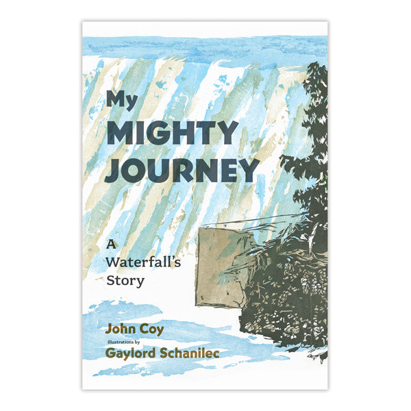 My Mighty Journey: A Waterfall