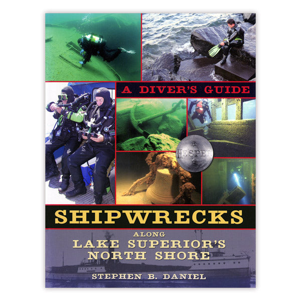 Shipwrecks Along Lake Superior's North Shore: A Diver's Guide