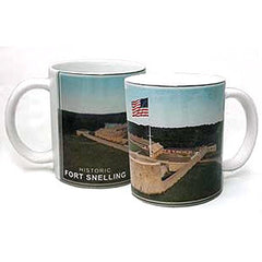 Fort Snelling Wrap-Around Design Mug
