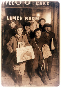 Performance: Finding the Courage to Communicate: The New York Newsboy Strike of 1899