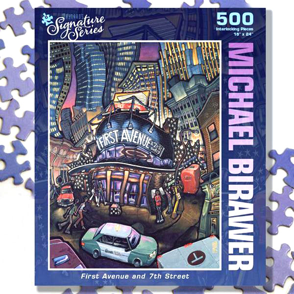 First Avenue / 7th Street Puzzle