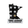 First Avenue Minnesota Pin