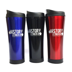 History Matters Stainless Tumbler