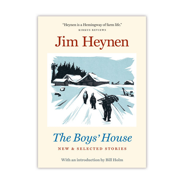 Boys' House: New and Selected Stories
