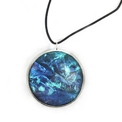 LB Originals Stained Glass & Silver Jewelry