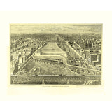 Minneapolis 1886 Print