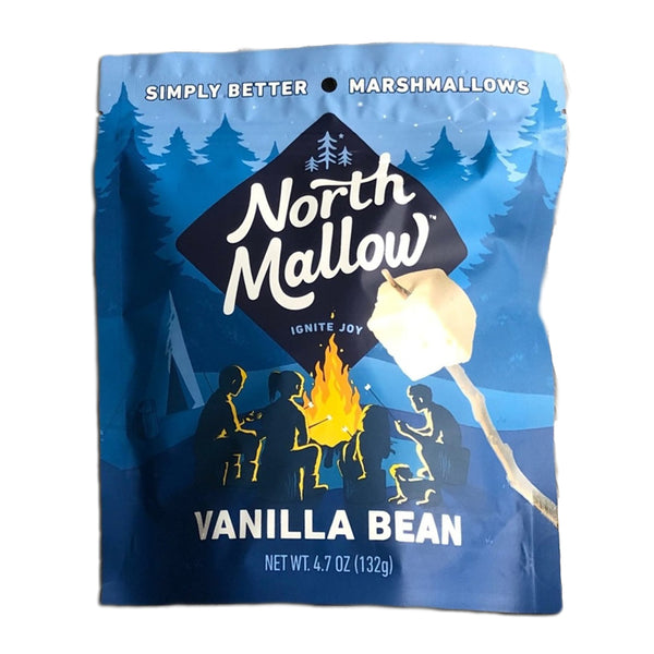 North Mallow Vanilla Bean Gourmet Marshmallows