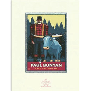 Paul Bunyan Summer Print