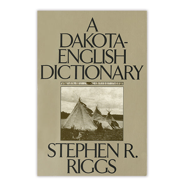 Dakota-English Dictionary