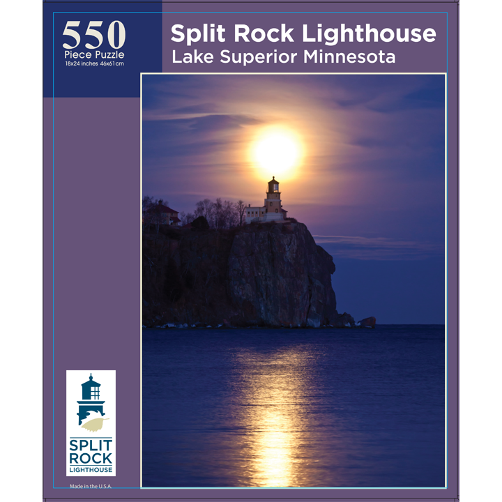 Split Rock Lighthouse Puzzle