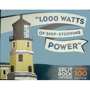 1,000 Watts of Power Centennial Poster