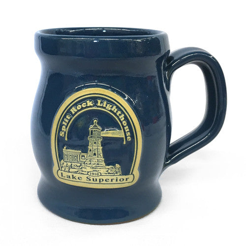 Split Rock Deneen Potbelly Mug