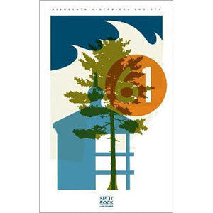 Split Rock Lighthouse Icon Poster