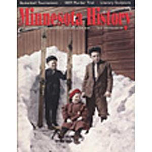 Minnesota History Quarterly Winter 1997-98 (55:8)