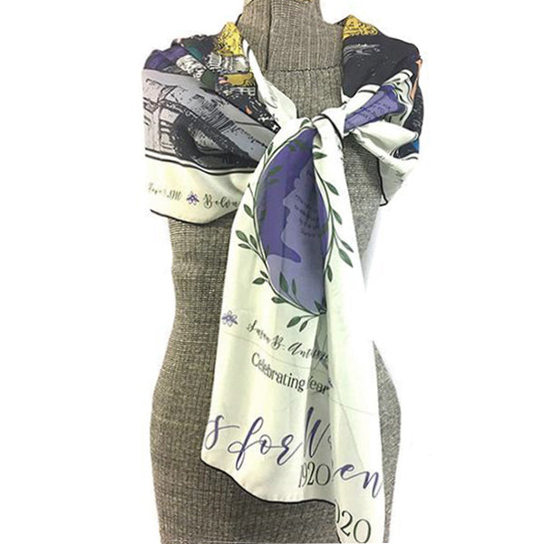 Votes for Women 100th Anniversary Scarf