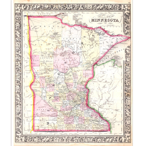 Maps – Minnesota Historical Society