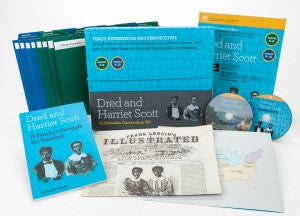 Dred and Harriet Scott Multimedia Curriculum Kit