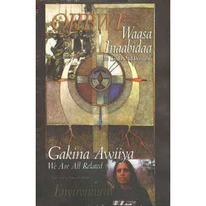 Ojibwe Waasa Inaabidaa - We Look in All Directions DVD