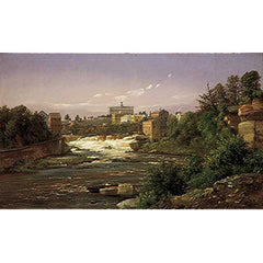 St. Anthony Falls, 1857