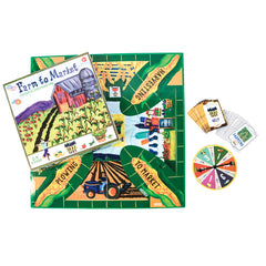 Farm to Market Board Game