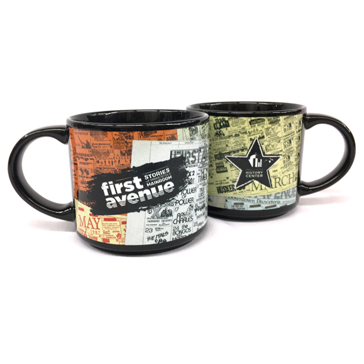 First Avenue Exhibit Mug