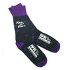 First Avenue Exhibit Logo Socks