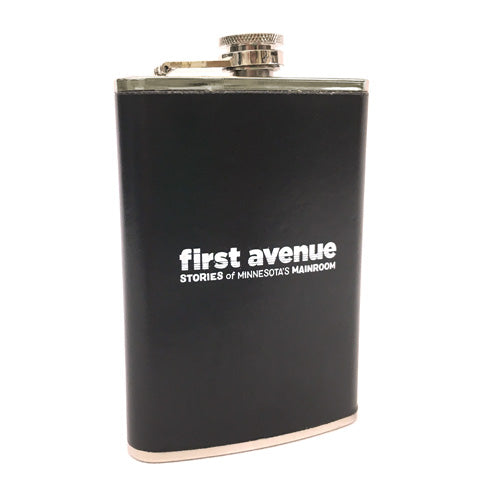 First Avenue Exhibit Flask