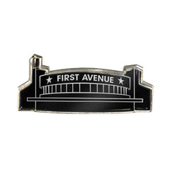 First Avenue Marquee Pin