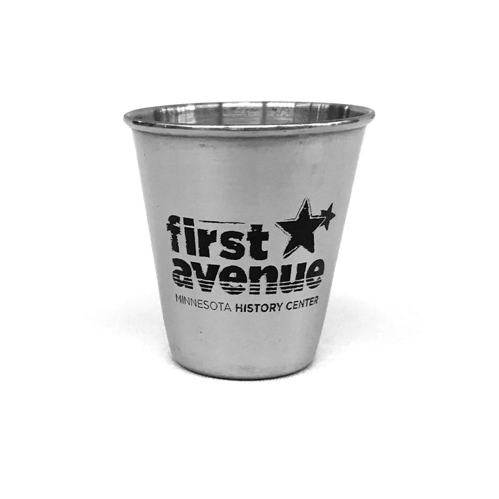 First Avenue Exhibit Shot Glass